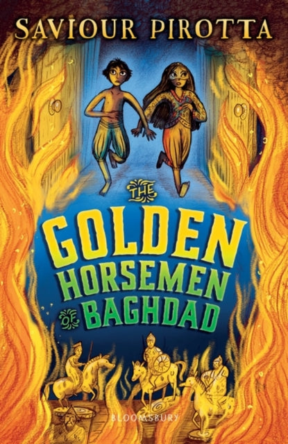 The Golden Horsemen of Baghdad-9781472955999