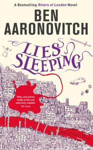 Lies Sleeping : The Seventh Rivers of London novel-9781473207837