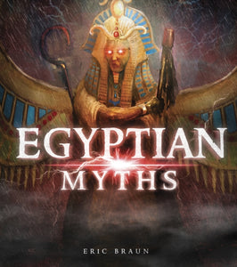 Egyptian Myths-9781474752503
