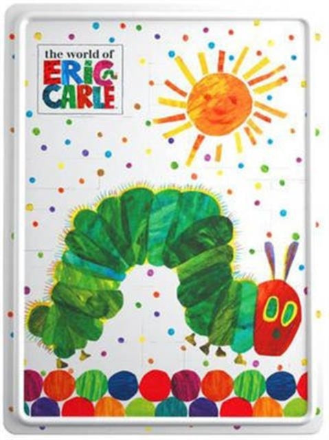 The World of Eric Carle Happy Tin-9781474826747