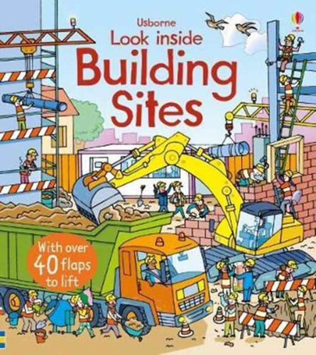Look Inside a Building Site-9781474916226