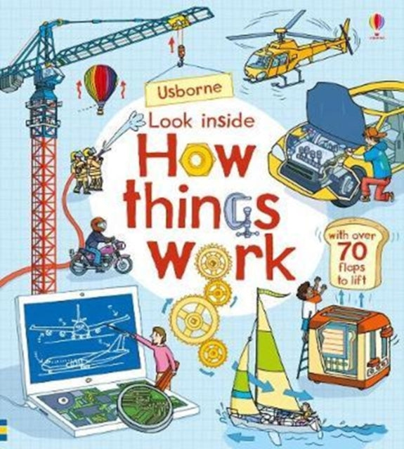 Look Inside How Things Work-9781474936576