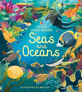 Look Inside Seas and Oceans-9781474947060
