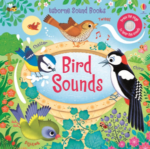Bird Sounds-9781474976749