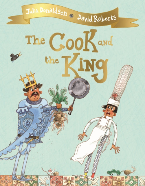 The Cook and the King-9781509813780