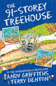 The 91-Storey Treehouse-9781509839162