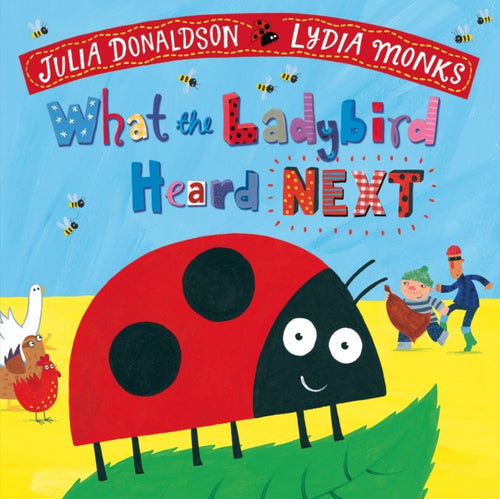 What the Ladybird Heard Next-9781509862603