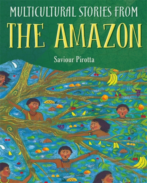 Multicultural Stories: Stories From The Amazon-9781526303691