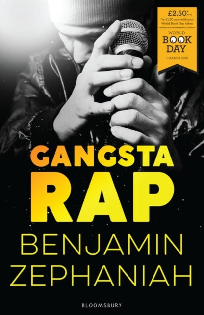 Gangsta Rap : World Book Day 2018 edition-9781526601322
