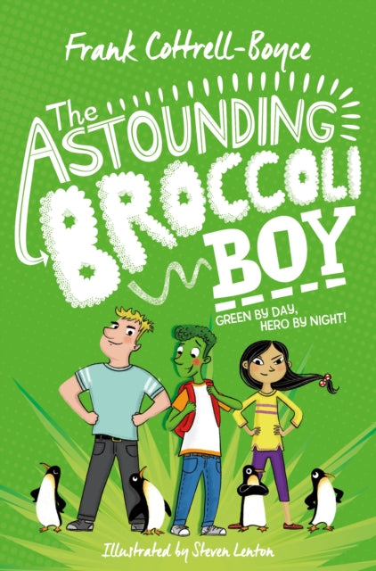 The Astounding Broccoli Boy-9781529008807