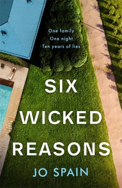 Six Wicked Reasons-9781529400274