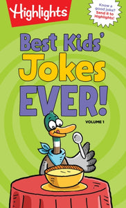 Best Kids' Jokes Ever! Volume 1-9781684372447