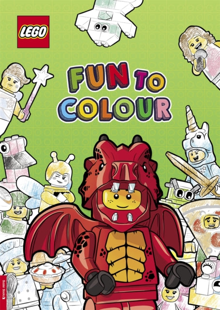 LEGO (R): Fun to Colour-9781780557595