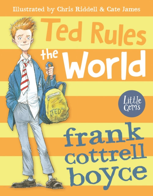 Ted Rules the World-9781781125052