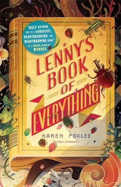 Lenny's Book of Everything-9781782692386