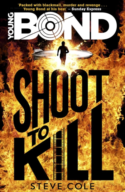 Young Bond: Shoot to Kill-9781782952404