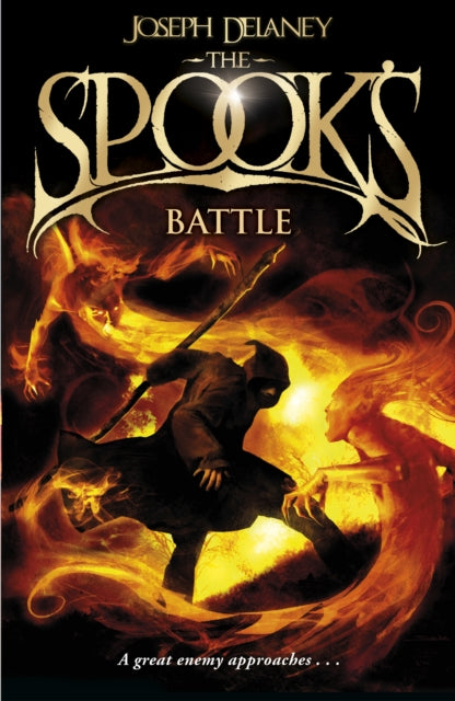 The Spook's Battle : Book 4-9781782952480