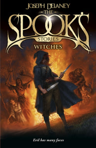 The Spook's Stories: Witches-9781782952510