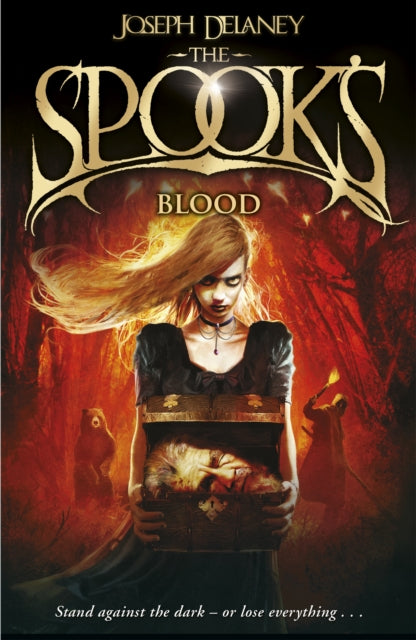 The Spook's Blood : Book 10-9781782952558