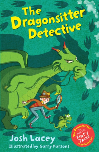 The Dragonsitter Detective-9781783445295