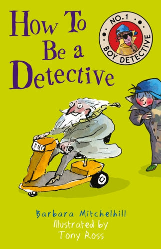 How To Be a Detective-9781783446643