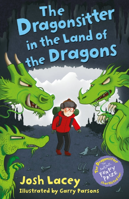 The Dragonsitter in the Land of the Dragons-9781783448005