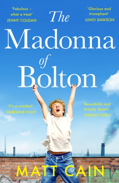 The Madonna of Bolton-9781783528004