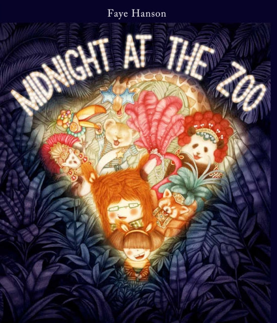 Midnight at the Zoo-9781783703289