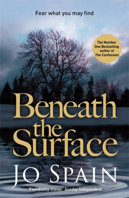 Beneath the Surface : (An Inspector Tom Reynolds Mystery Book 2)-9781784293192