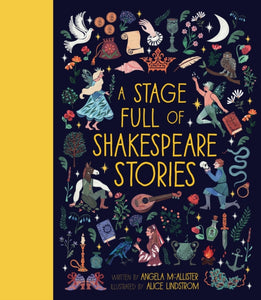 A Stage Full of Shakespeare Stories-9781786031143