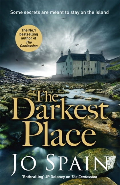 The Darkest Place : (An Inspector Tom Reynolds Mystery Book 4)-9781786483966