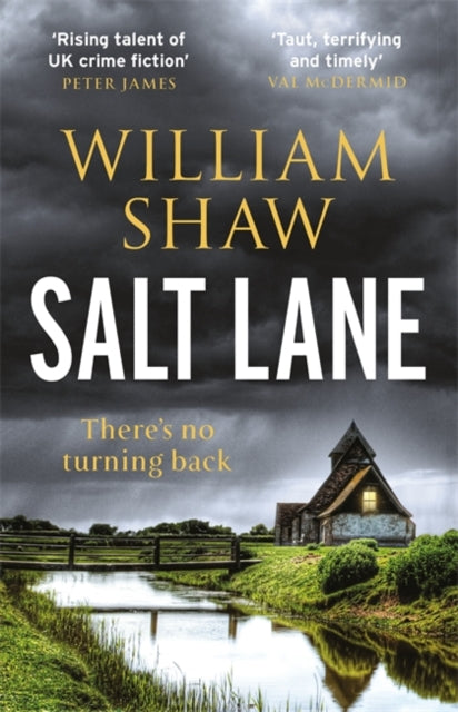 Salt Lane : the superb first book in the DS Alexandra Cupidi Investigations-9781786486585