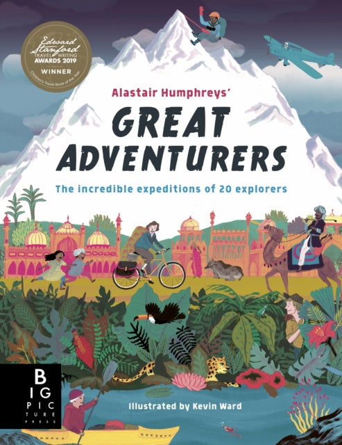 Alastair Humphreys' Great Adventurers-9781787416260