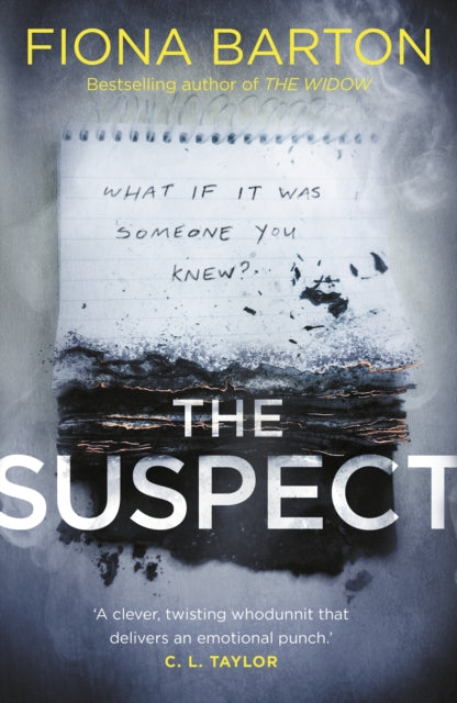 The Suspect : The most addictive and clever new crime thriller of 2019-9781787630222