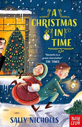 A Christmas in Time-9781788007337