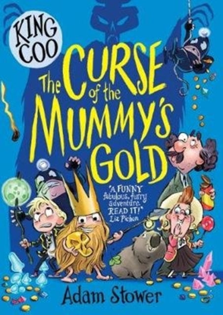 King Coo - The Curse of the Mummy's Gold : 2-9781788450522