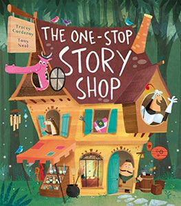The One-Stop Story Shop-9781788811019