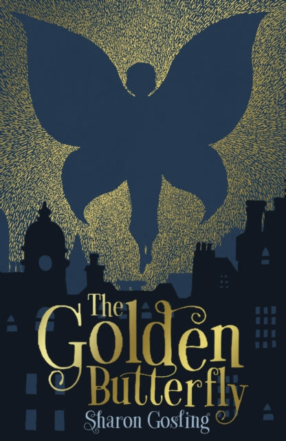 The Golden Butterfly-9781788950329