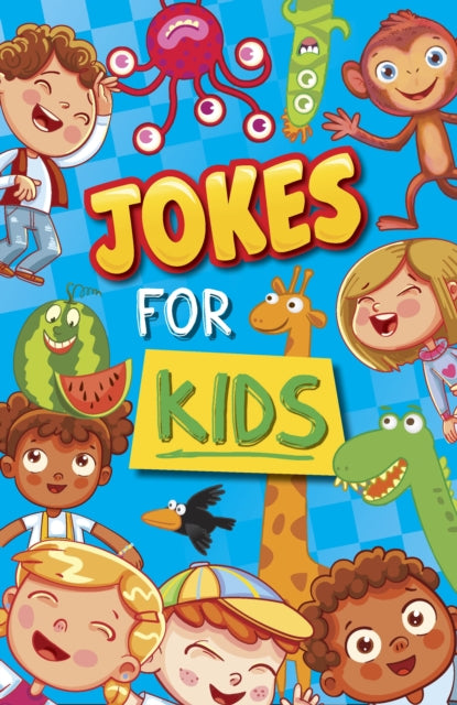 Jokes for Kids-9781789504040