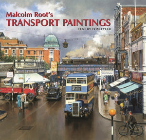 Malcolm Root's Transport Paintings-9781841142210