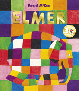 Elmer : 30th Anniversary Edition-9781842707319