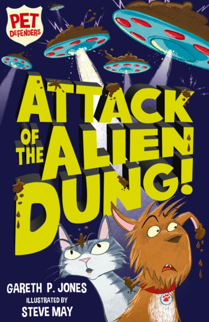 Attack of the Alien Dung! : 1-9781847157799