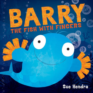 Barry the Fish with Fingers-9781847385161
