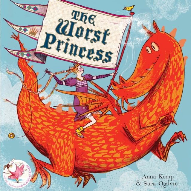The Worst Princess-9781847388766