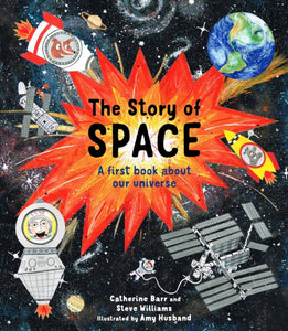 The Story of Space-9781847807489