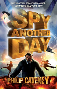 Spy Another Day-9781849394178