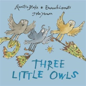 Three Little Owls-9781849761482