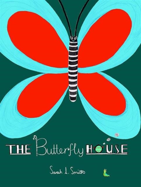 The Butterfly House-9781849762052