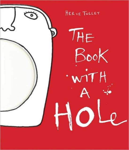 The Book with a Hole-9781854379467
