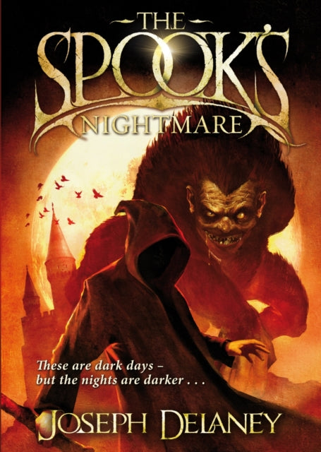 The Spook's Nightmare : Book 7 : 7-9781862307421
